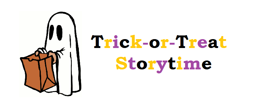 Image result for trick or treat story time